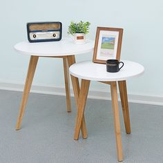 Bamboo Side Table – Yi Bamboo| bamboo products