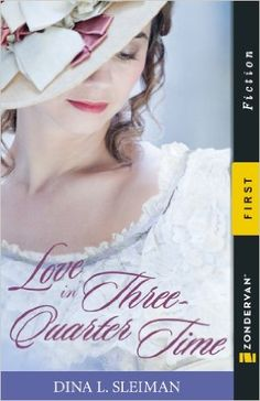 "@dinasleiman's novel ""Love in Three-Quarter Time"" is $1.99 on Amazon if anyone is looking for a Christian romance set in 1817 Virgina! #christianfiction #historical #romance"