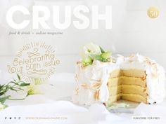Crush Cover  |  Issue 50