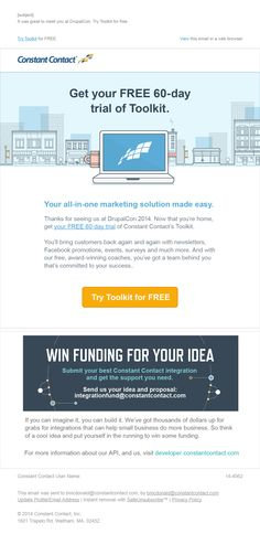 Email Newsletter Template For The Solution Provider Program From