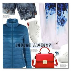 """""""Perfect Puffer Jackets"""" by svijetlana ❤ liked on Polyvore featuring J.Crew, puffer and twinkledeals"""