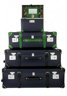 Luxury Luggage with Globe-Trotter Since 1897