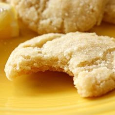 amazing cookies make with high quality olive oil and fresh lemons. Crispy edges, chewy center. Perfect