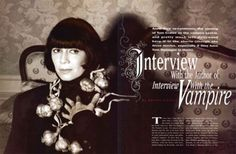 Anne Rice - just about everything she's written.  She created much of what is taken as vampire fact today.