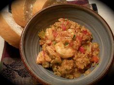 Jambalaya with Shrimp and Andouille Sausage recipe | BigOven
