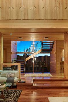 4ED, 4ED inspira, arquitetura, cabana, cabine de esqui, ninho do corvo, Sugar Bowl Ski Resort, Califórnia, crow nest residence, bcv architects