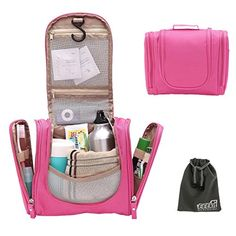 Refillable Travel Bottles With Flip Top Lids Compact And Flat - Travel bag for bathroom items for bathroom decor ideas