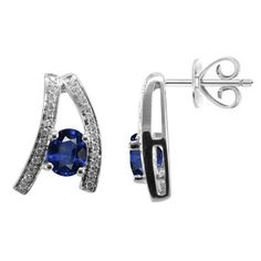 14K Blue Sapphire Earrings With Diamonds (New Arrival) The Tanzanite Shop,http://www.amazon.com/dp/B00ET2E2S6/ref=cm_sw_r_pi_dp_2pvdtb0E44CADFM5