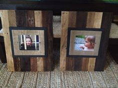 XLarge Rustic Multitoned Frame by SallyandSues on Etsy, $100.00
