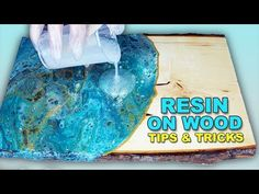 How to get awesome effects in your resin painting! Tips, tricks and supplies for… - Epoxy Resin Woodworking Organization, Easy Woodworking Projects, Fine Woodworking, Diy Wood Projects, Woodworking Furniture, Intarsia Woodworking, Woodworking Joints, Popular Woodworking, Woodworking Articles
