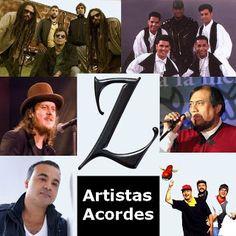 Acordes D Canciones: Z (Lista de Artistas con Acordes)