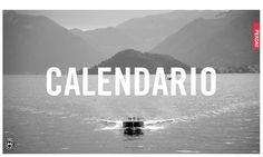Peroni Calendario was created to showcase the Peroni Nastro Azzuro