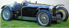 1927 Amilcar C6 RACING-