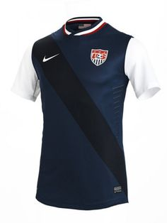 789292549c Nike Soccer Unveils USA Away National Team Kit Buy Football Boots
