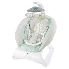 Check out the Sweet Surroundings Deluxe Bouncer at the official Fisher-Price website. Explore all our baby and toddler gear, toys and accessories today! Fisher Price, Baby Needs, Baby Love, Baby Shower Themes, Baby Shower Gifts, Baby Stuffed Animals, Target, Baby Bouncer, Baby Necessities