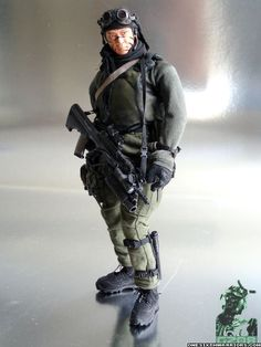 Show us your GI JOE RAH bashes - OSW: One Sixth Warrior Forum