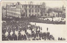 21 лютага 1918. Немцы.