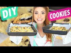 DIY :: Melhor Cookie do MUNDO! ÓREO e Gotas de Chocolate! - YouTube