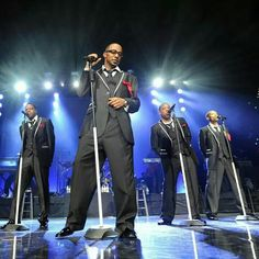 The greatest group of all time,  New Edition! ! I truly adore them!!