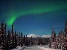 Admira spectacolul Aurorei Boreale si petrece o vacanta de iarna de vis in Laponia