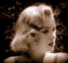 Peinados Marilyn Monroe (2)