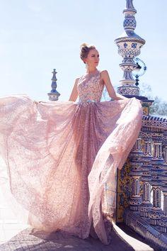 Страница 2. Свадебное платье Seville, Оксана Муха, Коллекция