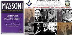 Gioele Magaldi parla del massone Frank Bruno Gigliotti |——————–> Comunico che nel libro di Gioele Magaldi «Massoni. Società a responsabilità illimitata.…