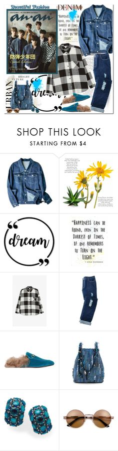 """Work work and work......"" by purplecherryblossom ❤ liked on Polyvore featuring Monki, Avon, Gucci, Ancient Greek Sandals, Ippolita and Deborah Lippmann"