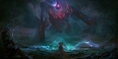 Amorphous by Alyn Spiller | Fantasy | 2D | CGSociety