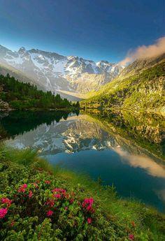 Lago Aviolo Val Camonica (BS)
