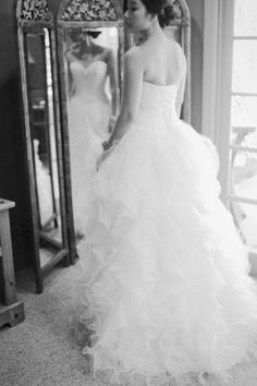 Wedding Gown by Mori Lee, Photography by leilabrewsterphotographyblog.com