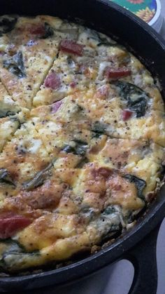 chorizo, spinach, feta frittata Frittata, Chorizo, Feta, Spinach, Heaven, Chicken, Sky, Heavens, Paradise