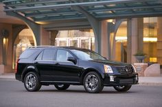 Wonderful 2005 Cadillac SRX Photos Gallery