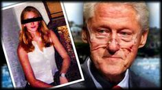 BREAKING: VIDEO SHOWING BILL CLINTON RAPING 13 YR-OLD. What we do KNOW is Bill Clinton visited Pedophile Island 26 times.   I don't need a video to know what happened. Shame on those voting for this criminal family.