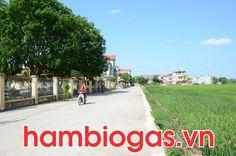 Làm hầm biogas, góp phần phát triển nông thôn mới
