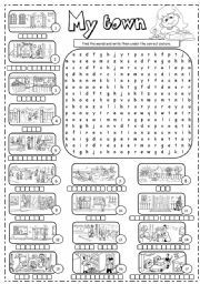 Places in town - ESL worksheet by joannaturecka Vocabulary Worksheets, School Worksheets, Teaching English, Learn English, Places In Town, Places In The Community, Spanish Games, English For Beginners, English Activities