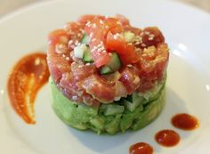 Spicy Tuna Tartare. Perfect for those special occasions!