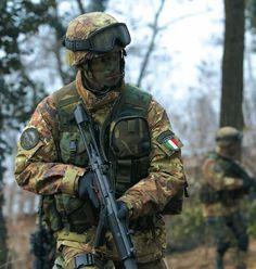 Italian Soldier.....