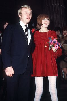 Cilla Black and Bobby Willis.