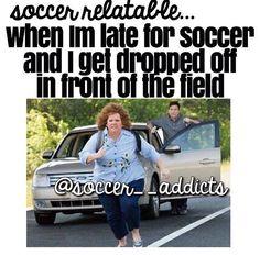 Ideas For Sport Soccer Funny So True - Sport ; Soccer Girl Probs, Girls Soccer, Play Soccer, Soccer Stuff, Soccer Aid, Soccer Snacks, Football Stuff, Sporty Girls, Funny Soccer Memes