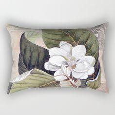 Vintage White Magnolia  - $27
