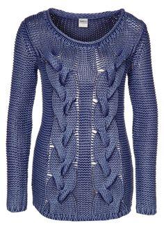 ADONIS - Pullover - Dress blue