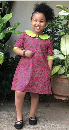 Child fashion 857232110308763856 - Kids African dress Remilekun Kids African dress Remilekun Source by African Dresses For Kids, Latest African Fashion Dresses, African Dresses For Women, African Print Dresses, Dresses Kids Girl, African Attire, Ankara Styles For Kids, African Dress Styles, Girls