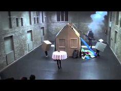 ▶ Miet Warlop - Extrait de Tracks (émissions Arte) - YouTube