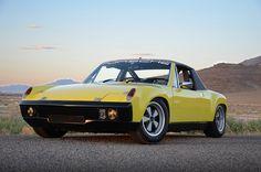 Period Correct: 914 GT Tribute
