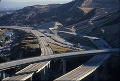 January 1994 | Northridge, California Earthquake I-5, I-14 | by DM Weber