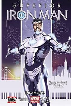 Superior Iron Man Vol. 1 -  Infamous