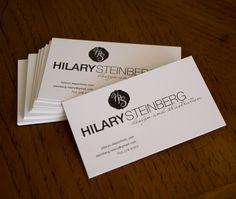 Hilary Steinberg Card Design