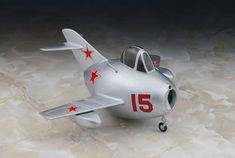 Egg Plane Mikoyan-15