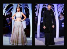 Nikhil and Shantanu are famous for creating designs which are modern but have a traditional touch. This  bridal range is for a new-age woman who is strong, confident and has the ability to bring change. It is getting good reviews and will definitely appeal to the modern generation and NRIs. http://fashiontrendsandtipsblog.wordpress.com/2014/07/21/rani-sultanate-winter-bridal-collection/